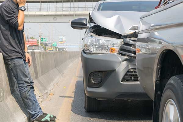 Common Injuries from Being Rear Ended
